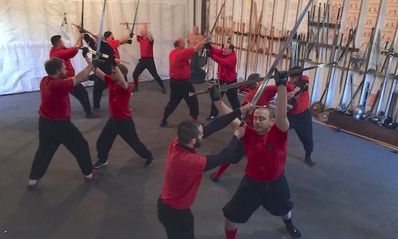 swordsmanship lessons and swordplay instruction